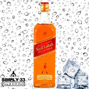 Simply 33 - Johnnie Walker Red Label