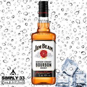Simply 33 - Prague - Jim Beam 1L