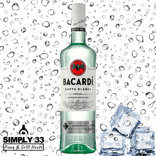 Simply 33 - Prague - Bacardi Blanca 1l