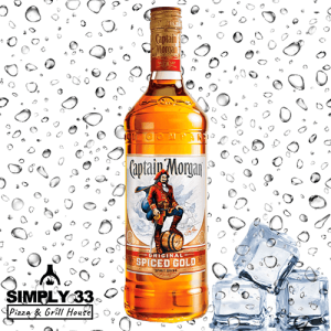 Simply 33 - Prague - Captain Morgan Spiced Gold