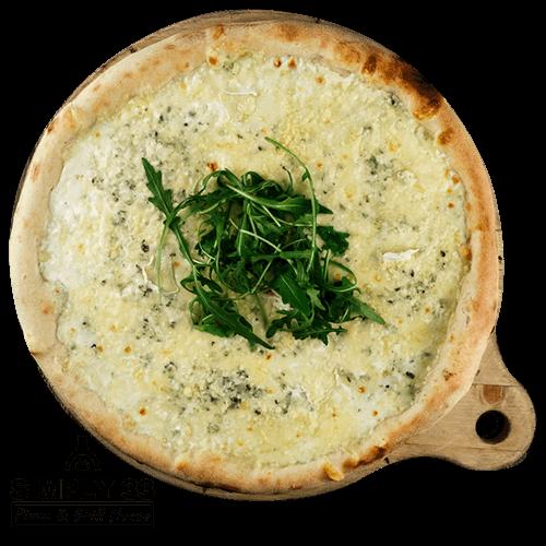 Simply 33 - Formaggio Sei Pizza