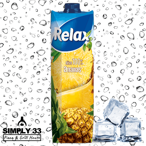 Simply 33 - Pineapple Juice Relax 1l