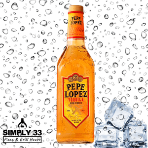 Simply 33 - Prague - Pepe Lopez Gold 1L