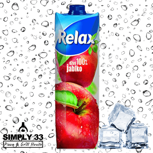 Simply 33 - Apple Juice Relax 1l
