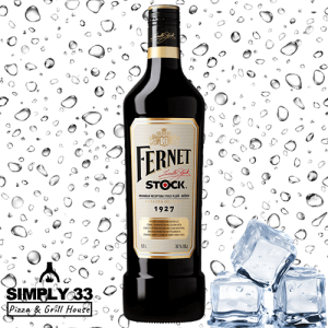 Simply 33 - Prague - Fernet stock 1L