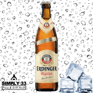 Simply 33 - Prague - Erdinger sklo 0,33l