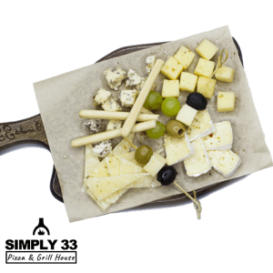 Simply 33 - 150g Cheese assorti