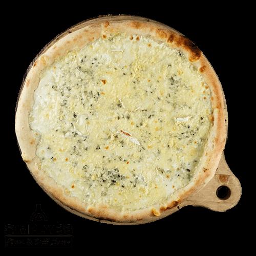 Simply 33 - Quattro Formaggi pizza