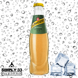 Simply 33 - Ginger Ale Schweppes