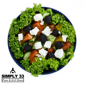 Simply 33 - 270g Greek salad
