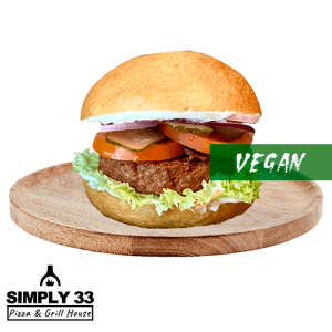 Simply 33 - Vegan Burger