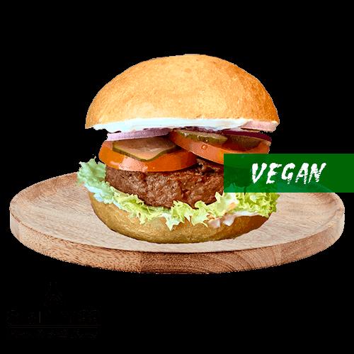Simply 33 - Vegan Burger