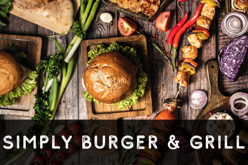 Simply 33 burger & grill
