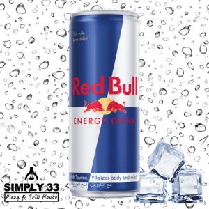 Simply 33 - Red bull 0,25