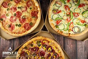 simply 33 - special offer - free margherita pizza
