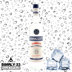 Simply 33 alcohol deliver - Sambuca Ramazzotti
