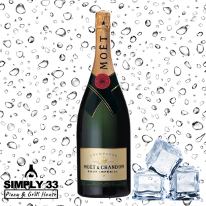 Simply 33 - Moët & Chandon Brut Imperial 0,75L