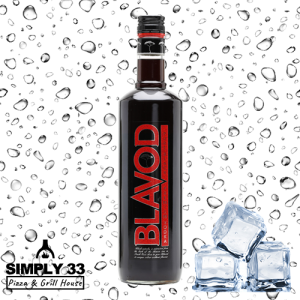Simply 33 - Blavod Black Vodka delivery in Prague